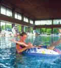 Schwimmen im Maritim Clubhotel