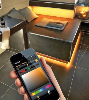 Lichtsteuerung Per App : lichtsteuerung per app magazin l becker bucht ~ Watch28wear.com Haus und Dekorationen