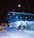 Achensee Weihnacht: Fischergut in Pertisau ©Hannes Senfter