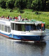 Fotos: Bergedorfer Schifffahrtsline