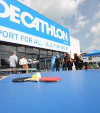 Decathlon Preopening