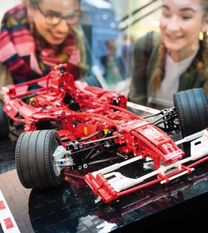 Lego Wochen Und 3 D Strassenmalerei Im Luv Shoppingcenter Magazin