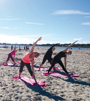 Foto: Yogazentrum Travemünde