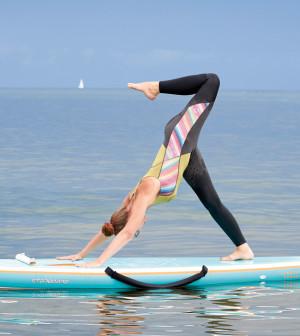 lübecker bucht - pelzerhaken - sup yoga