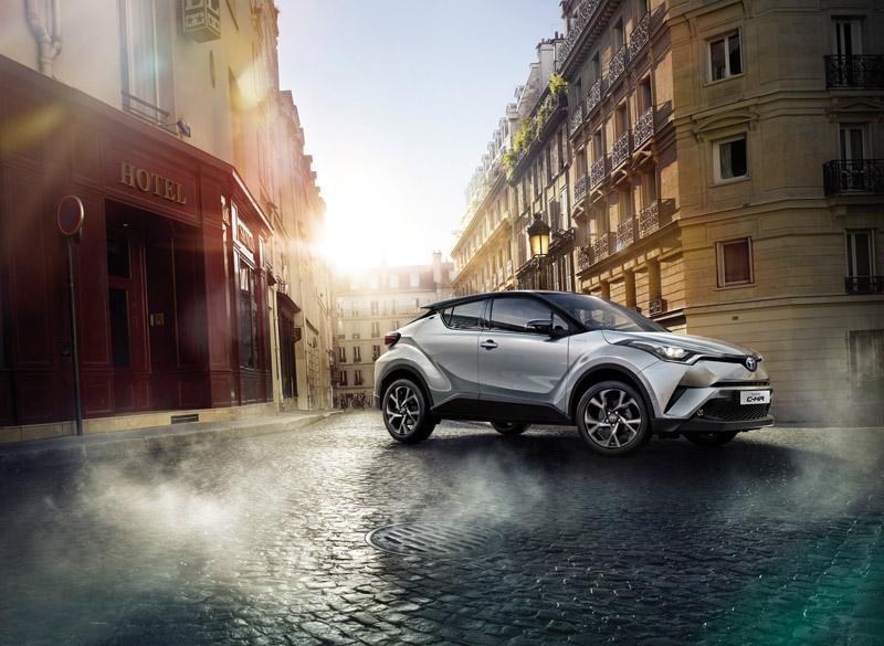 Toyota C-HR - Foto Hersteller