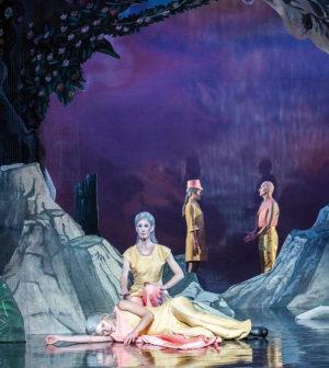 """Theater Lübeck mit """"Medea oder Das goldene Vlies"""""""