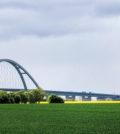 Foto: Fehmarnsundbrücke Raetzke
