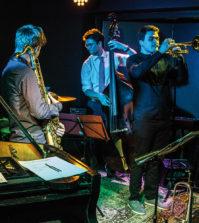 © Foto: Hanse-Jazz-Quintett / Maximilian Busch