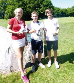 Landhaus Carstens spielt Golf…