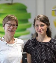 Prof. Annette Baumgärtner, Dr. Katharina Röse