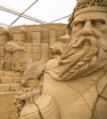 © Foto: Sandskulpturen Ausstellung Travemünde © Sebastian John