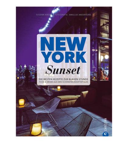 New York Sunset Cover © Christian Verlag