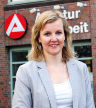 Agentur für Arbeit Lübeck.