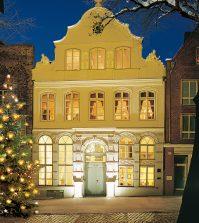 © Fotos: Weihnachten bei Buddenbrooks: die LÜBECKER MUSEEN
