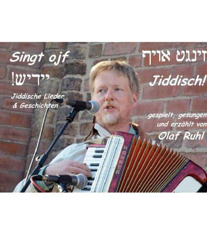 © Fotos: Jiddische Lieder: Jens Schulze