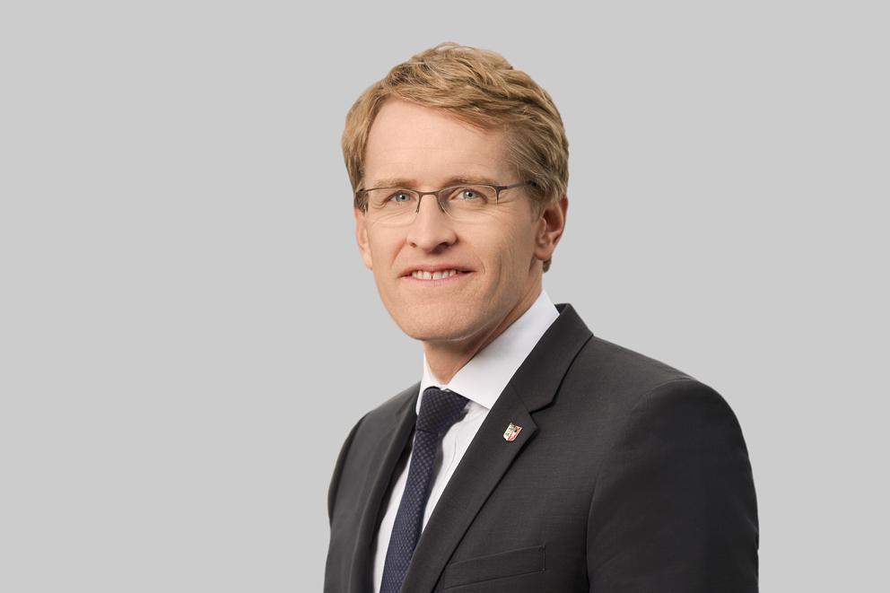 Ministerpräsident Schleswig-Holstein